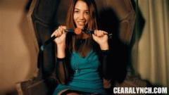 Ceara Lynch – Ready for 3 months in chastity